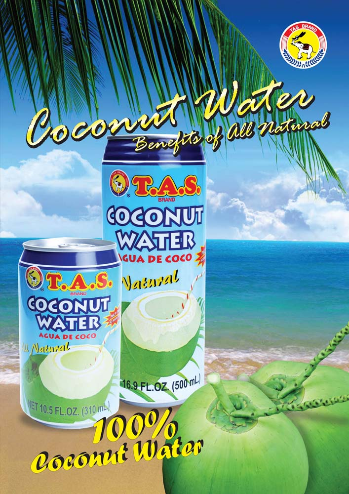 Coconut Water 100%