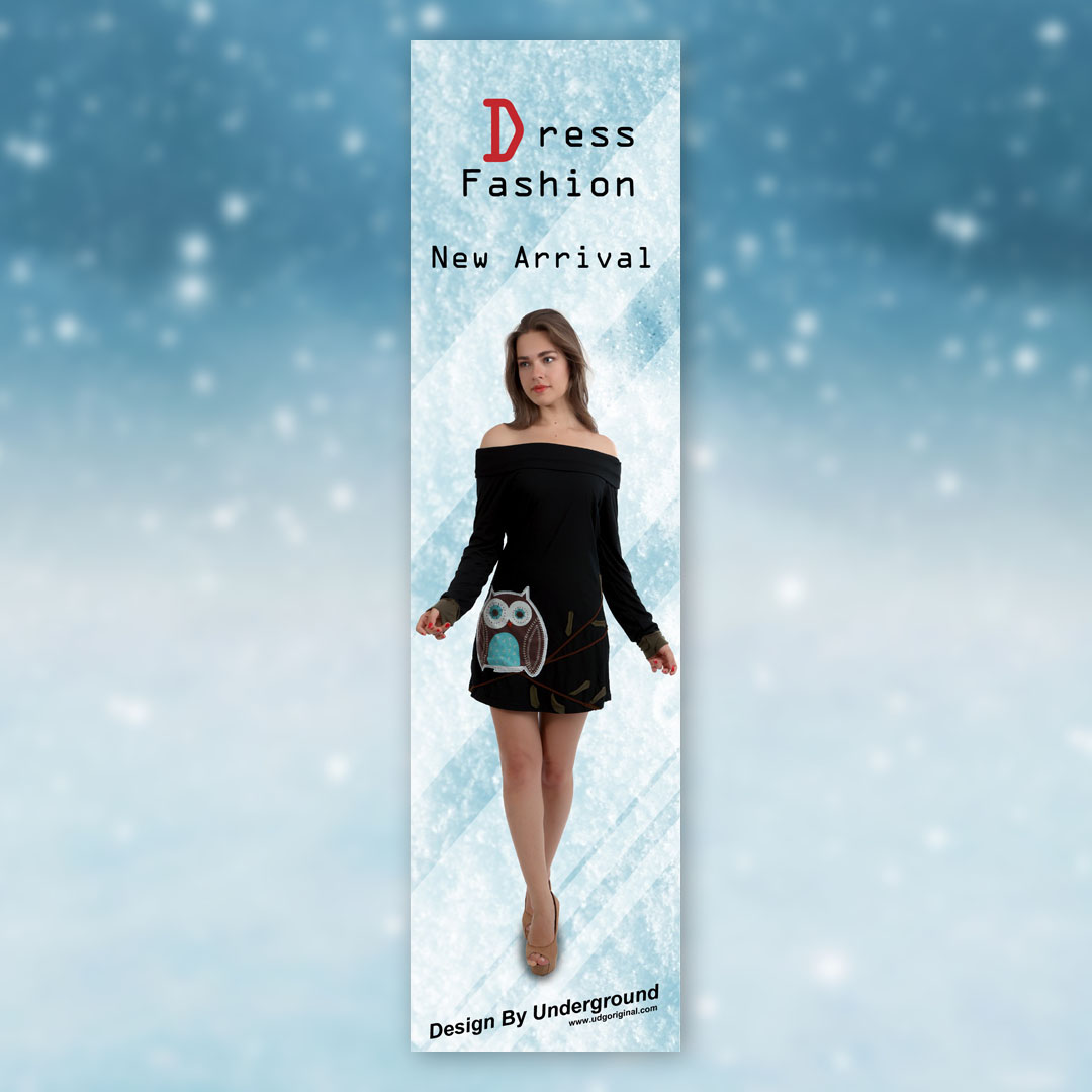 Dress Fashion New Arrival